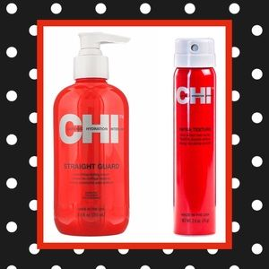 Bundle of 2 New CHI Hair Products.